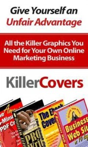 killer ecovers 200x400 180x300 How To Create a Traffic Pulling Free Report in Just 1 Day   To Entice New Opt ins