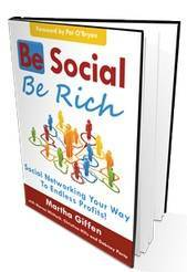 be social be rich book download - martha giffen