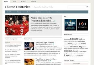 Download Mimbo Free Premium Magazine WordPress Theme