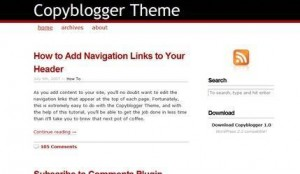 Download copyblogger Free Premium WordPress Theme