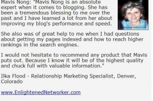 underground blogging secrets review-real users testimonial2