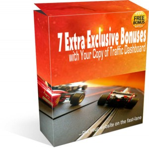 marlon sanders bonuses traffic dashboard